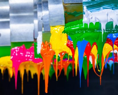 screen printing colors